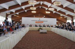AKP teşkilatı Yassıada'da buluşuyor