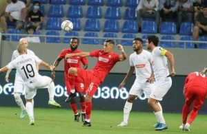 Sivasspor, Dinamo Batumi'yi 2-1 mağlup etti