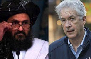 'CIA direktörü Taliban lideri ile görüştü' iddiası