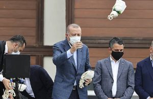 Erdoğan'ın çay fırlatması dünya basınında: AKP halkın nabzını tutamıyor