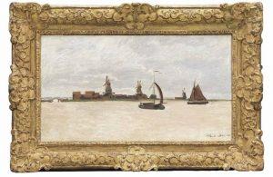 Monet'yi çaldılar ama kaçamadılar