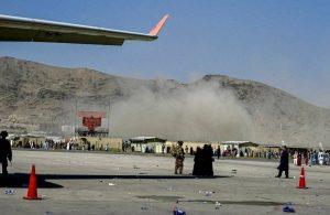 Kabil'de peş peşe patlamalar! 110 ölü 150 yaralı