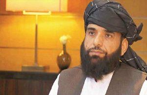 Taliban Sözcüsü: Herkesten çok Türkiye'ye ihtiyacımız var