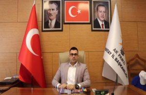 AKP'li başkan bir çocuğun eline silah verip atış yaptırdı!