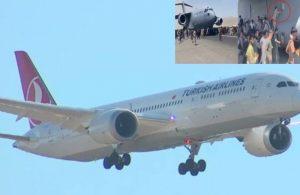 Kabil'den gelen THY uçağındaki 'kozmik' yolcular ortaya çıktı