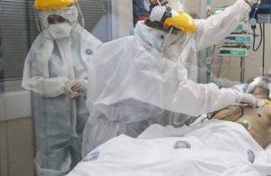 Dr. Hakan Usta: Yoğun bakım yatan hasta sayısı ise yüzde bin 50 arttı
