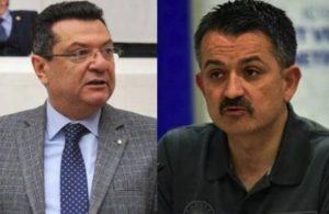 CHP'li Göker'den Pakdemirli iddiası
