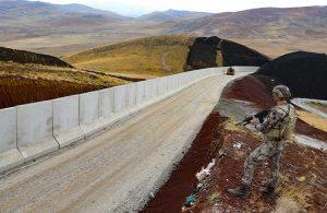 """Van Valisinden emniyet güçleri için """"sınır namustur"""" açıklaması"""