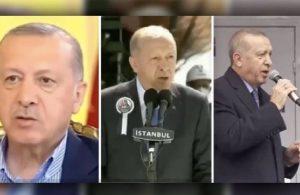 """""""Erdoğan, 3 günde kendisini yalanladı"""""""