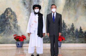 Çin'den flaş Taliban açıklaması