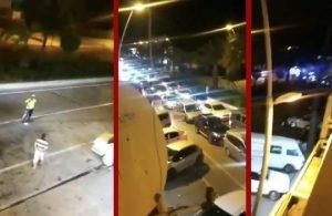 'Erdoğan'ın konvoyu geçsin diye itfaiye araçları bekletildi' iddiası