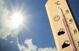Meteoroloji'den uyarı: Hava sıcaklıkları 4-8 derece artacak