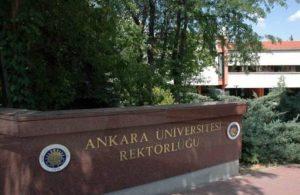 Ankara Üniversitesi'nde 16 fakülteye dekan ataması