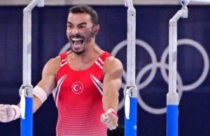 Olimpiyatlarda Ferhat Arıcan Türkiye tarihinde bir ilki başardı