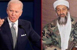"""""""Joe Biden'a dokunulmazlığı Bin Ladin verdi"""""""