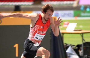 Berke Akçam'ın rekorla dünya şampiyonu oldu