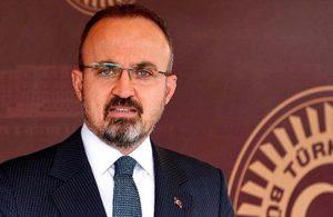 AKP'li Turan: Kılıçdaroğlu 'Sınır namustur' sözünü çirkin siyasetine alet ediyor
