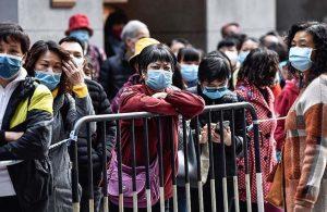 Çin'de test seferberliği: Tamamına yakını yaptırdı