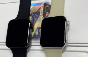 Watch Serisi 7 modelinin sahtesi piyasada