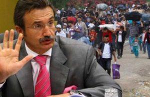 Eski Devlet Bakanı'ndan mülteciler için çözüm önerisi