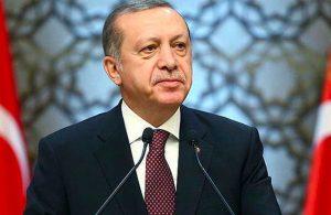 """Erdoğan: """"Yeşil Vatan""""ı korumak için cansiparane mücadelemiz devam edecek"""