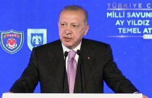 Erdoğan: Milli Savunma, Genelkurmay ve kuvvet komutanlıklarımızı bir araya topluyoruz