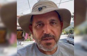 Fatih Portakal neden yangın söndürme uçakları olmalı sorusunun yanıtını drone görüntüleriyle verdi