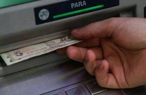ATM'den EFT ücreti artırıldı