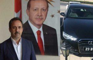 AKP'li başkan 600 binlik makam aracını 'şahin alacak halim yok' diye savundu