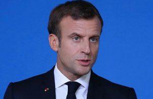 Macron: Düzensiz göç dalgalarına karşı kendimizi korumalıyız, Türkiye ve İran gibi ülkelerle iş birliği girişiminde bulunacağız