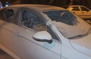 MHP Kozluk İlçe Başkanı'nın otomobili kundaklandı