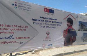 İzmir'de şehrin göbeğinde 'Mülteci okulu' yapılacak iddiası