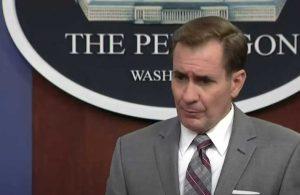 Pentagon Sözcüsü: 2 üst düzey IŞİD Horasanlı öldürüldü