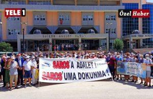 Saros Körfezi'ndeki katliama komik savunma: BOTAŞ levreği