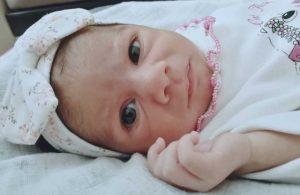 SMA hastası İnci bebek destek bekliyor!