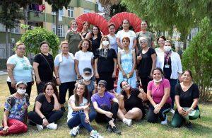 Üretici kadınlar buluşması gerçekleştirildi