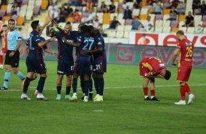 Trabzonspor'dan müthiş başlangıç: 5-1