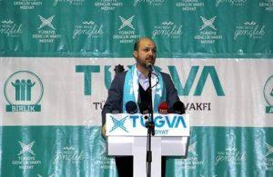 Bilal Erdoğan'ın kurucusu olduğu TÜGVA, giysi kumbaralarına da el attı