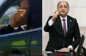 Trafikte polisle tartışan CHP'li Aydoğan özür diledi