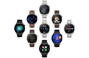 Huawei Watch 3 Pro'ya yakından bakıyoruz
