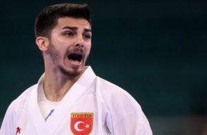 Eray Şamdan rakibini yendi! Türkiye'ye bir madalya daha geliyor