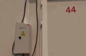 Milas'ta tepki: 'Konteyner koydular iyi hoş ama ilk işleri elektrik saati takmak oldu'