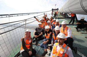 Yeni Şafak sitesinde Çanakkale Köprüsü geçiş ücretine tepki