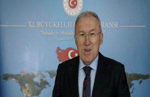 ABD Büyükelçisi Murat Mercan, güven mektubunu nerede ve kime sundu?