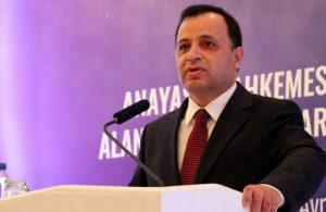 AYM Başkanı Arslan'dan direnme kararlarına bir tepki daha