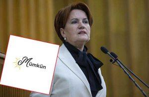 """Akşener'den Erdoğan'ın kitabına """"Mümkün"""" göndermesi"""