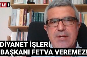Ali Erbaş şimdi de sosyal medyaya el attı