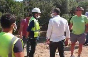 'Şantiye baskını' soruşturması: Eczacıbaşı çiftinin ifadesi ortaya çıktı
