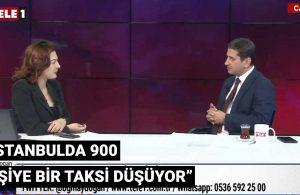 İYİ Partili Özkan: AKP taksilerin denetimini engelliyor