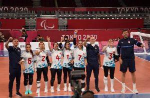 Türkiye, kadınlar golbolde altın madalya kazandı